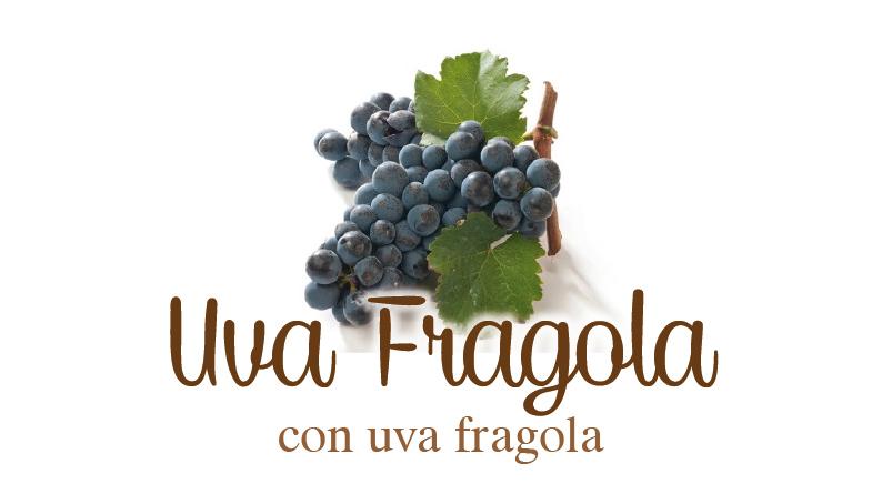 uva-fragola